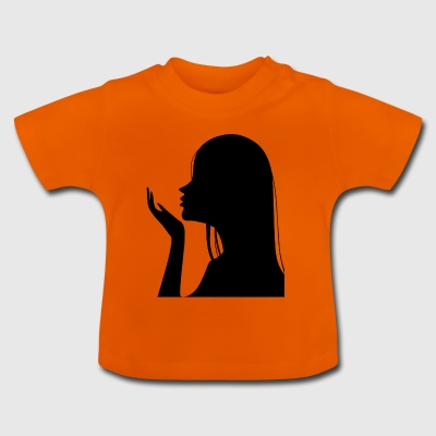 Wife kiss - Baby T-Shirt