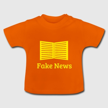 Fake News - Baby-T-shirt