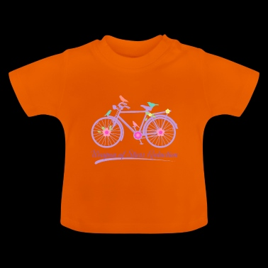 Arme de réduction du stress vélo printemps cool - T-shirt Bébé