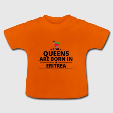 GIFT QUEENS LOVE FROM ERITREA - Baby T-Shirt