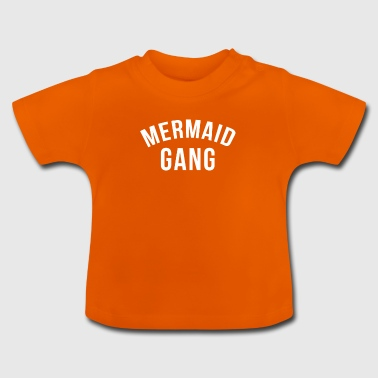 Mermaid Gang - Camiseta bebé