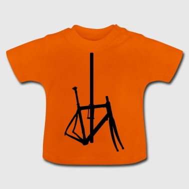 Bicycle frame 5 - Baby T-Shirt