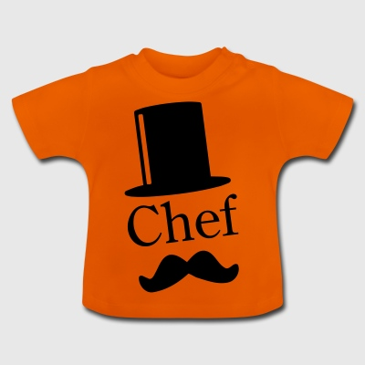 Like a Chef 1c - Baby T-Shirt