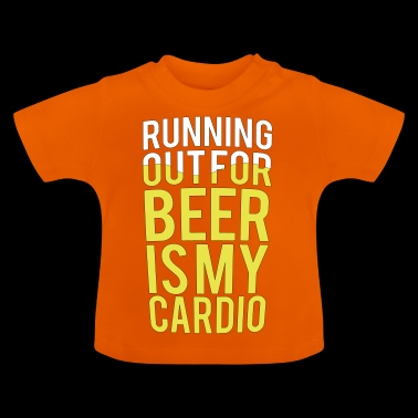 bier workout - Baby T-shirt