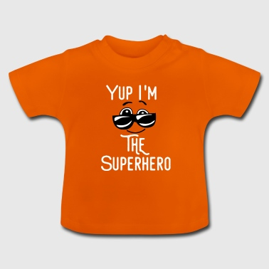 superhero - Baby T-Shirt
