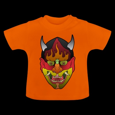 Mascara asiática Asiatic Mask - Camiseta bebé