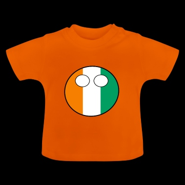 Countryball Country Home Ivory Coast - Baby T-Shirt