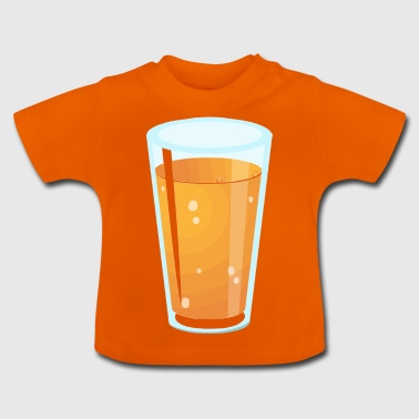 Saft Glas - Baby T-Shirt