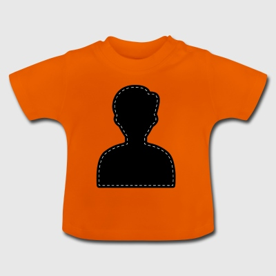Icon Account Avatar - Baby T-Shirt