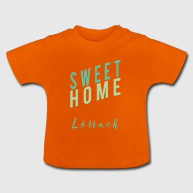 sweet home Lörrach - Baby T-shirt