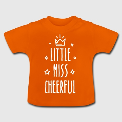 Little Miss Munter - Baby T-shirt