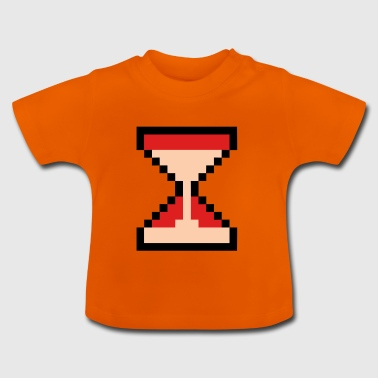 Hourglass Retro - T-shirt Bébé