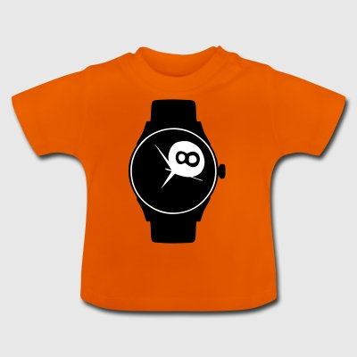 billiard wristwatch ball wristwatch - Baby T-Shirt