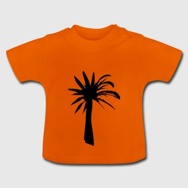 Palm tree - Baby T-Shirt