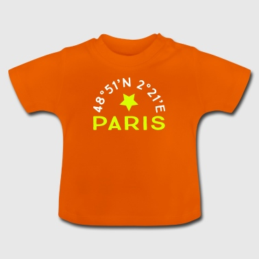 Paris - Baby T-Shirt
