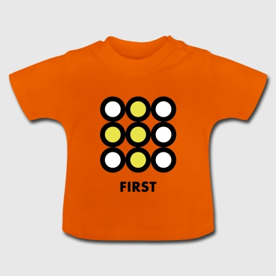 First - Baby T-Shirt