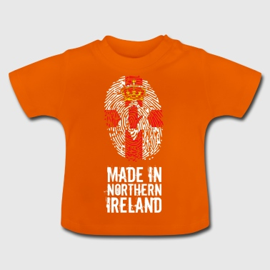 Made In Nordirland / Nordirland - Baby-T-shirt