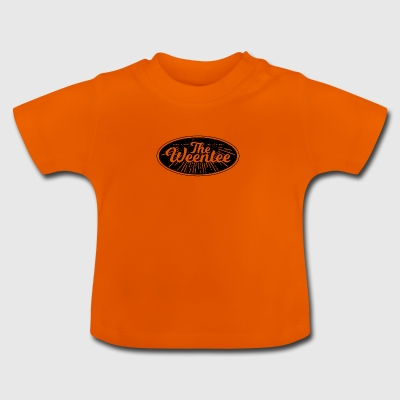 The Weentee Vintage Style - Baby T-Shirt