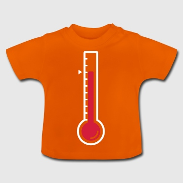 Thermometer - Baby T-shirt