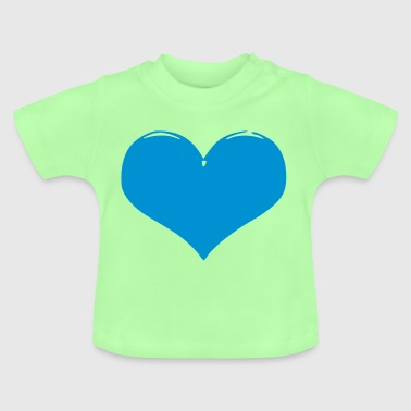 Red Heart  - Baby T-Shirt