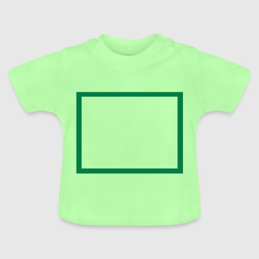 picture frame_2_1 - Baby T-shirt