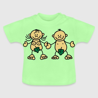 Adam & Eve - Baby T-Shirt