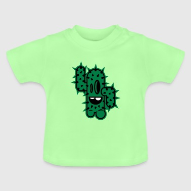 kaktus high five comic - Baby T-Shirt