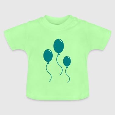 BALLOONS - Baby T-Shirt