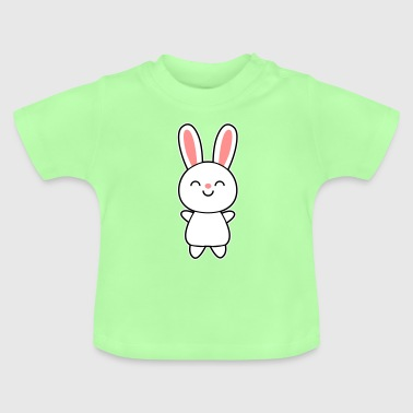 Cute Rabbit / Bunny - T-shirt Bébé