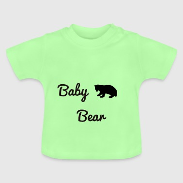 Baby Bear - Familie  - Baby T-Shirt