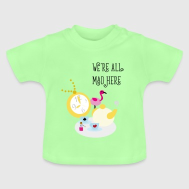 Alice Tea Party - Baby T-Shirt