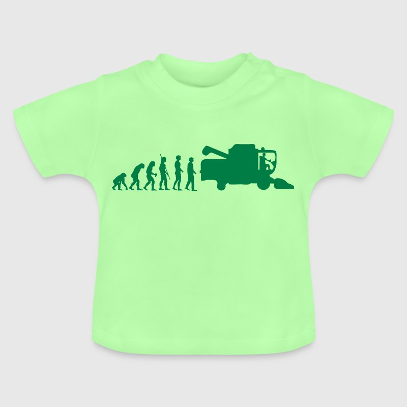 evolution_thresher_g1 - Baby T-Shirt