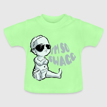 bébé swagg by customstyle - T-shirt Bébé
