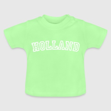 holland - Baby-T-shirt