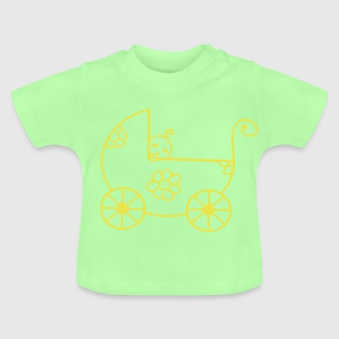 buggy baby © - Baby T-Shirt