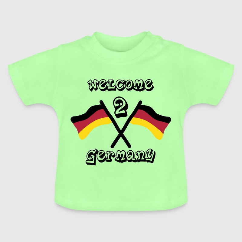 welcome to germany - Baby T-Shirt