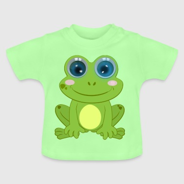 Frosch.png - Baby T-Shirt