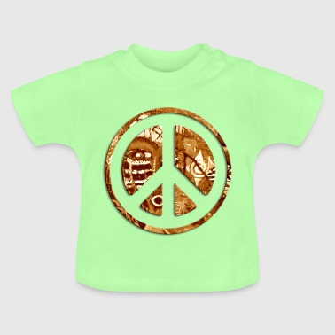 Südsee Kunst SH Masquerade Peace 03 - Baby T-Shirt