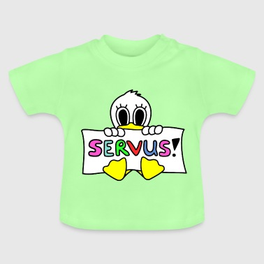 Baby ente - Baby T-Shirt