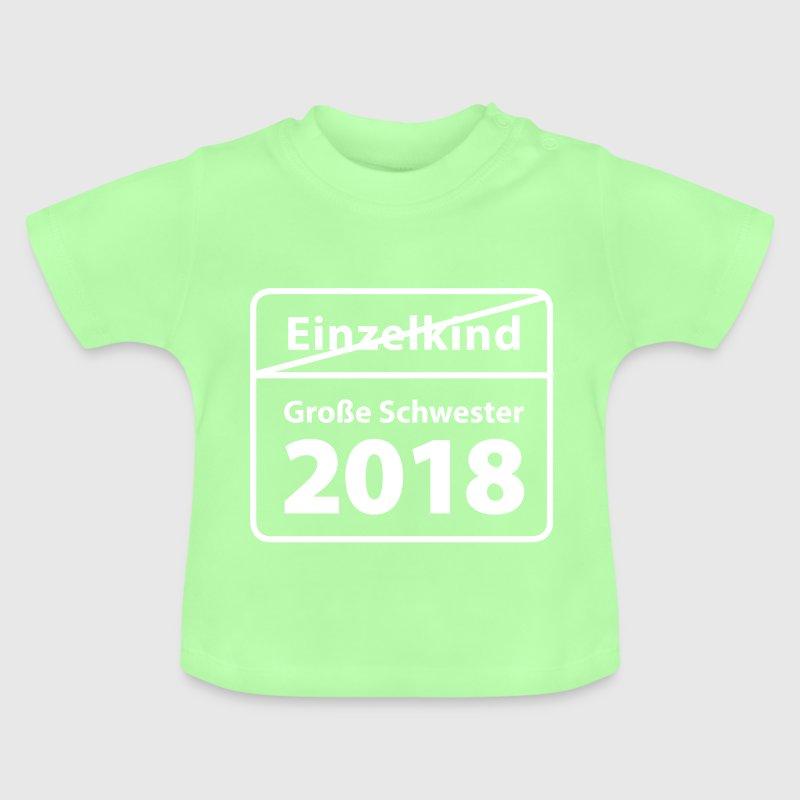 Einzelkind – Große Schwester 2018 (dh) von neidstoff   Spreadshirt
