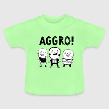 AGGRO Boys don't fear! T-Shirts - Baby T-Shirt