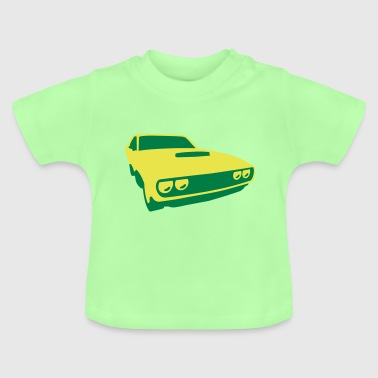 Muscle Car - T-shirt Bébé