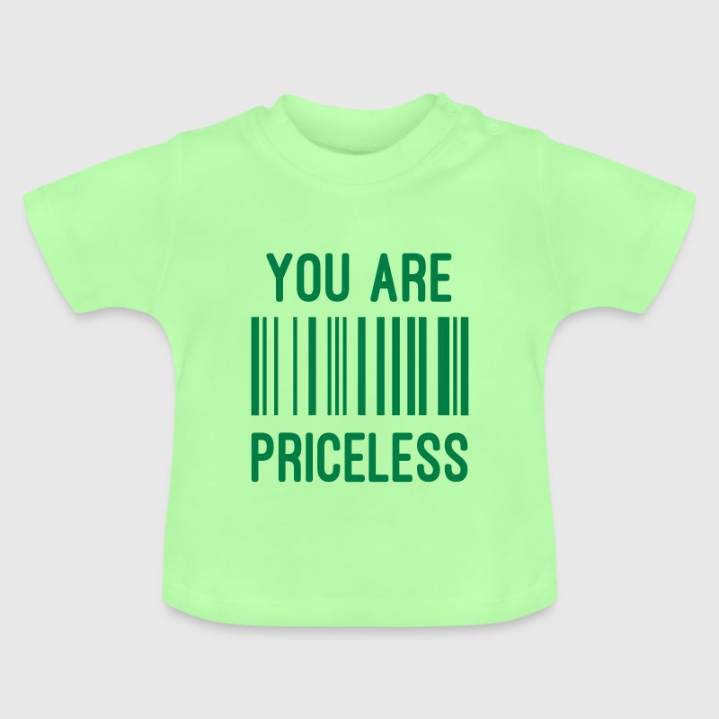 priceless - T-shirt Bébé
