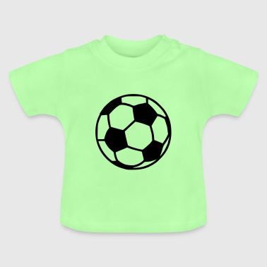 ballon de foot - T-shirt Bébé