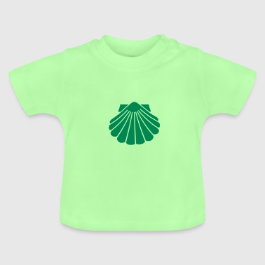 Scallop The scallop - Baby T-Shirt