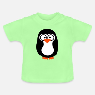Sumu Lee penguin - T-shirt Bébé
