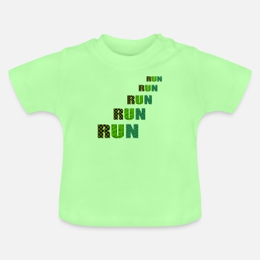 Running run run run run - Baby T-Shirt