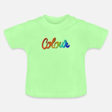 Color Color colorful - Baby T-Shirt