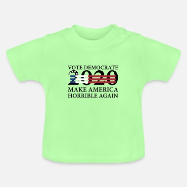 Democraat Kies de democraten - Baby T-shirt