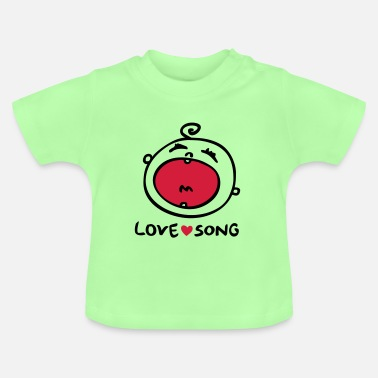 Love Song Love Song - Love Song - Baby T-Shirt